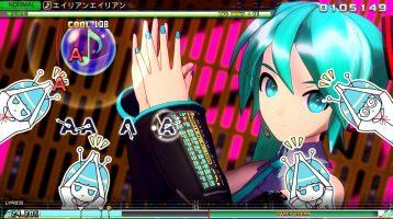 Hatsune Miku: Project Diva MegaMix Trailer Highlights Controls