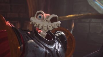 "MediEvil Trailer Focuses on ""Using One's Shield"""