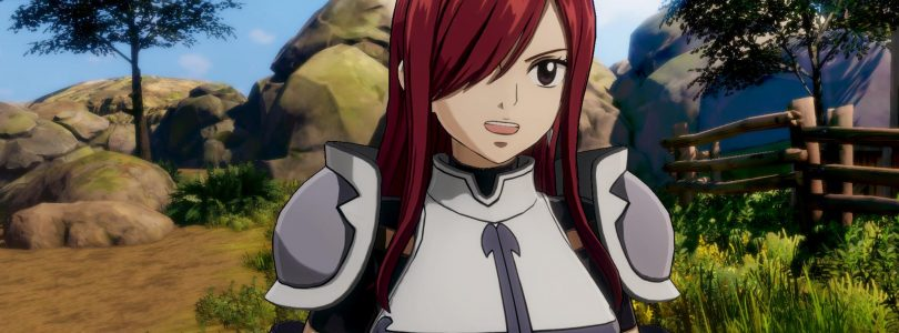 Fairy Tail Paris Games Week Trailer Revealed