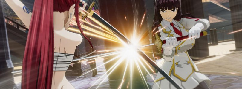 Twenty Five Minutes of Fairy Tail Gameplay Shown Off