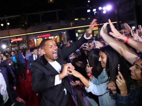 Photos from Gemini Man's LA Premiere Released ahead of October 10th Launch