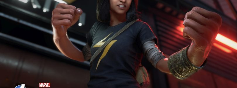 Kamala Khan Joins Marvel's Avengers