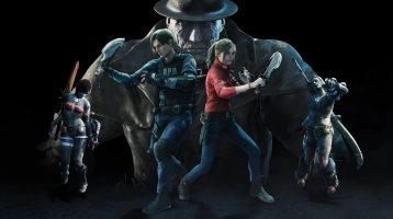 Monster Hunter World: Iceborne and Resident Evil 2 Collaboration Announced