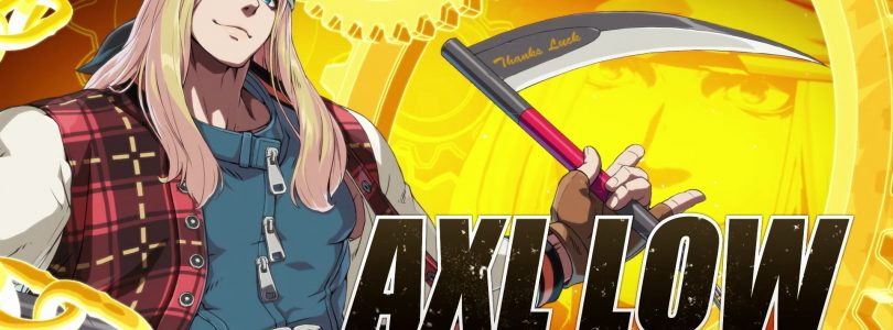 New Guilty Gear Trailer Focuses on Axl Low