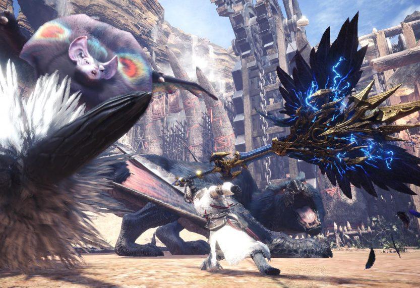 Monster Hunter World: Iceborne's Resident Evil 2 Collaboration Begins November 7
