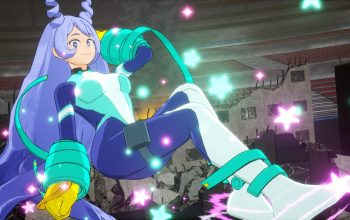 My Hero One's Justice 2 Screenshots Highlight Nejire Hado and Tamaki Amajiki