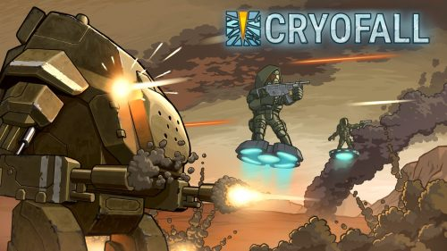 Major CryoFall Update Introduces Mechs, Hoverboards, and More