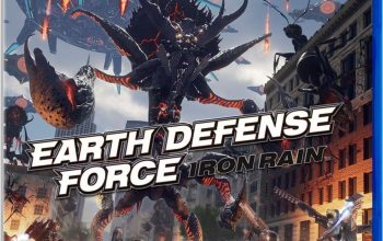 Earth Defense Force: Iron Rain Review
