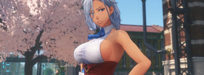 Project Sakura Wars Introduces Anastasia Palma in New Video