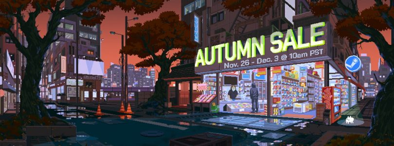 Steam Autumn Sale 2019 Kicks off