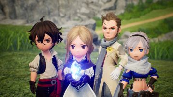 Bravely Default II Revealed for Nintendo Switch