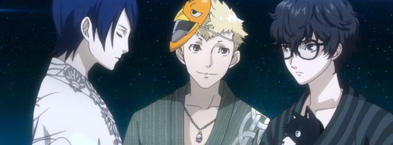 Persona 5 Scramble: The Phantom Strikers Focuses on Yusuke Kitagawa