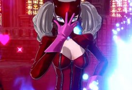 Persona 5 Scramble: The Phantom Strikers Highlights Ann Takamaki