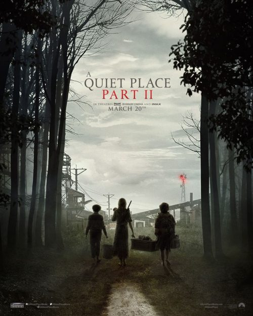 First Look at A Quiet Place Part 2 Released
