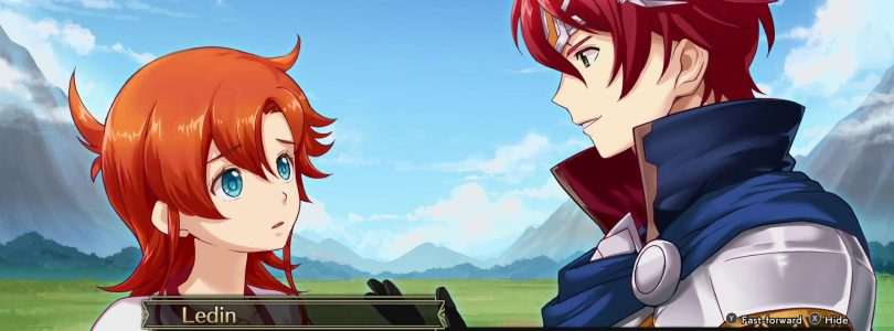 Langrisser I Story Trailer Released