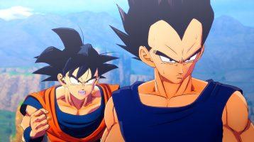 Dragon Ball Z: Kakarot Trailer Features Vegeta