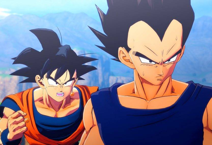 Dragon Ball Z: Kakarot Trailer Features Vegeta