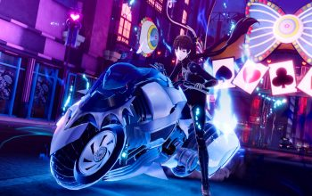 Persona 5 Scramble: The Phantom Strikers Gameplay and Opening Video