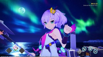 Azur Lane: Crosswave Screenshots Introduce Javelin, St. Louis, and Z23