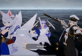 Azur Lane: Crosswave Modes Detailed Alongside New Screenshots