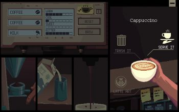 Coffee Talk Releasing on PC and Consoles January 30