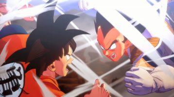 Dragon Ball Z: Kakarot Trailer Mimics the Anime