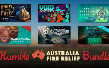 Humble Australia Fire Relief Bundle Raising Funds for RSPCA, WIRES, and WWF
