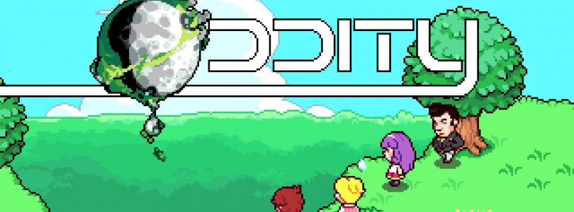 Oddity Springs Forth from Mother 4 Fan Game