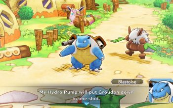 Pokemon Mystery Dungeon: Rescue Team DX Nets New Trailers and Screenshots