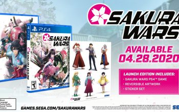 Sakura Wars Releasing in the West on April 28