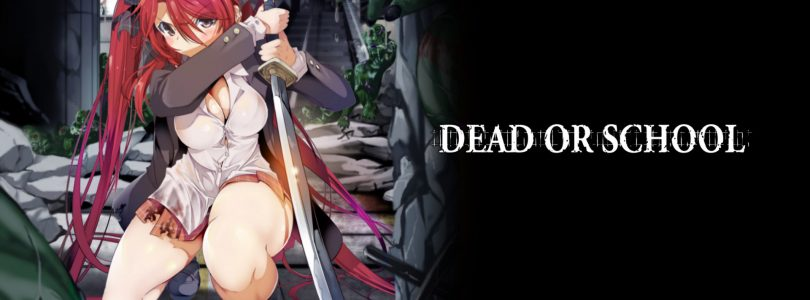 Dead or School Comes to PS4 and Switch on March 13 in the West