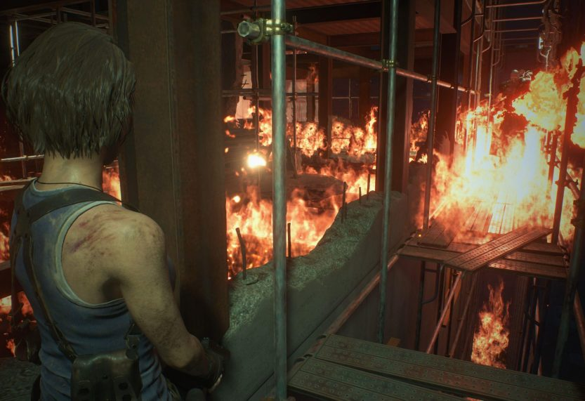 Resident Evil 3 Remake Demo in the Works
