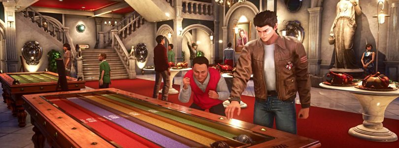 """Shenmue III's """"Big Merry Cruise"""" Docks on March 17"""
