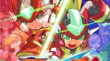 Mega Man Zero/ZX Legacy Collection Review
