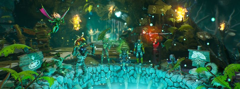 Rogue-lite RPG Arboria Coming to Steam Early Access on May 7