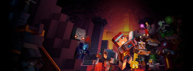 Minecraft Dungeons Coming to Switch, PC, PS4, and Xbox One on May 26