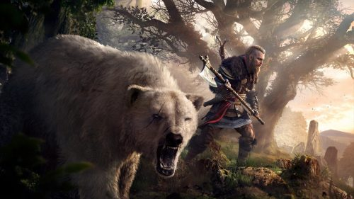 Assassin's Creed Valhalla Releasing on Current and Next Gen Platforms this Holiday