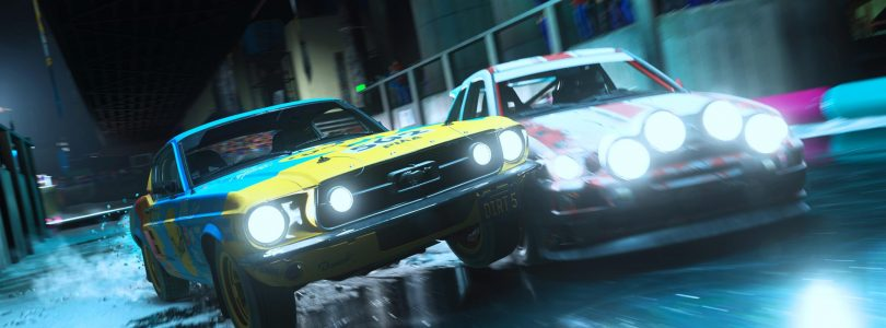 DIRT 5 Announced for October Release on Current and Next Gen Platforms