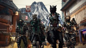 15 Minutes of Borderlands 3 Bounty of Blood Gameplay Released