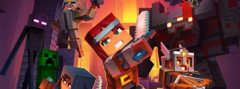 Minecraft Dungeons Review