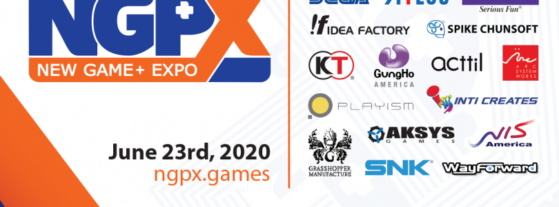 New Game+ Expo Set to Occur on June 23