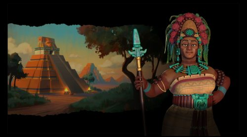 Sid Meier's Civilization VI Offers First Look at Lady Six Sky