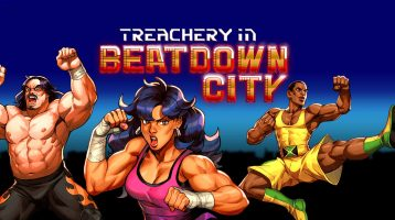 Treachery in Beatdown City Review