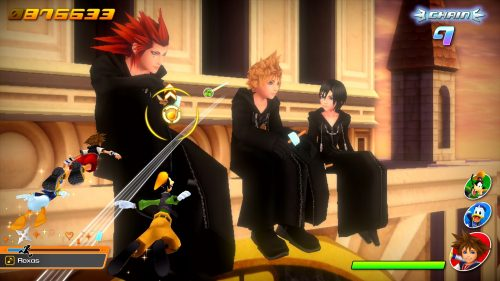 Kingdom Hearts: Melody of Memory Rhythm Game Revealed