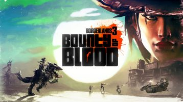 Borderlands 3 Bounty of Blood DLC Released
