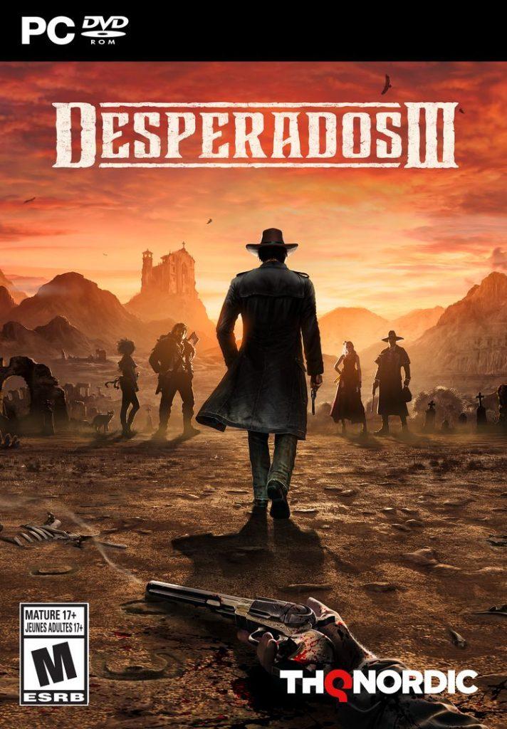 Desperados Iii Review Capsule Computers