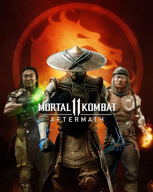 mortal kombat 11 aftermath shang tsung ending