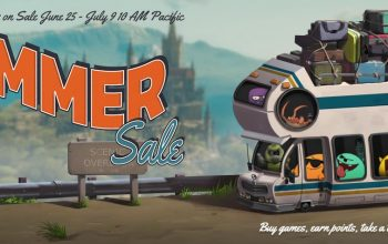 Steam Summer Sale 2020 Kicks off