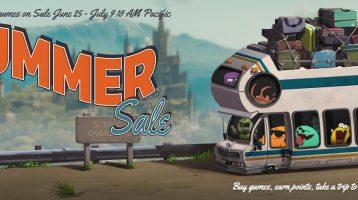 Steam Summer Sale 2020 Kicks off