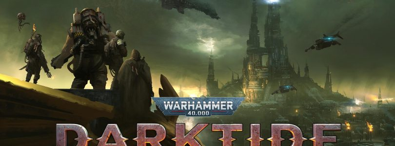 Warhammer 40,000: Darktide Revealed for Xbox Series X and PC